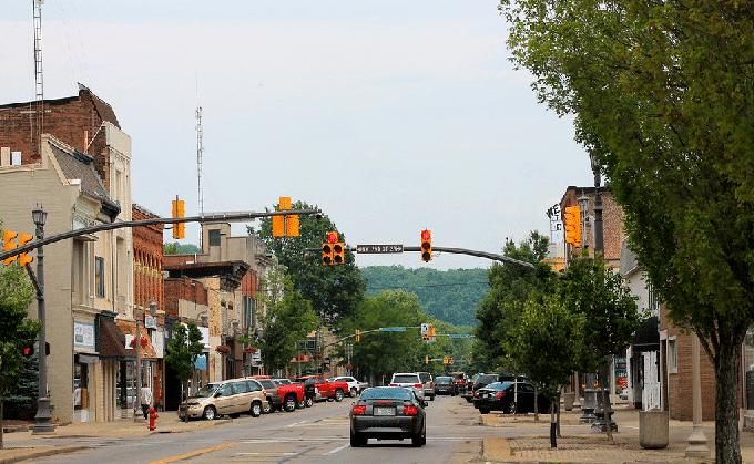 Restaurants in New Phila Ohio