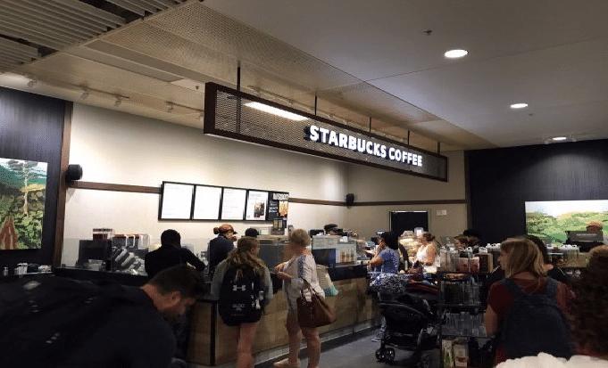 Starbucks Fort Lauderdale Airport