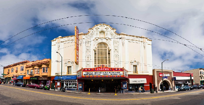The Castro Theater San Francisco, California