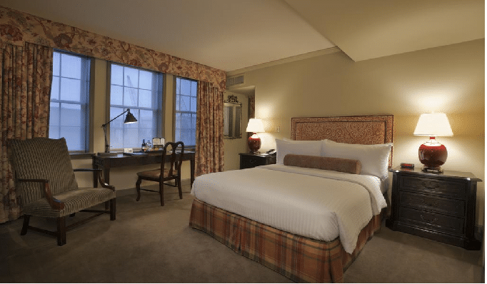 The Henly Park Hotel dc Hotels Near The Verizon Center