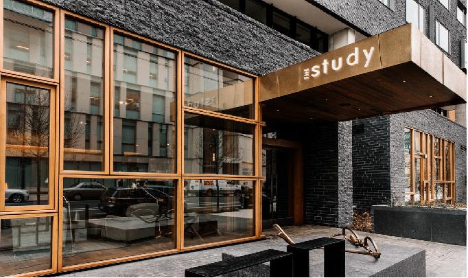 The Study At University City Hotels on Roosevelt Blvd