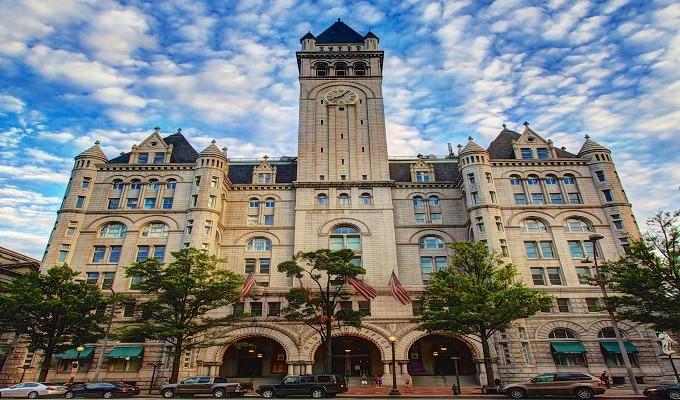 Hotels Near The Pentagon in Washington DC