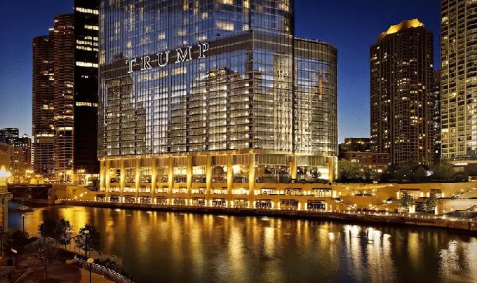 Trump International Hotel Hotels Near The Verizon Center
