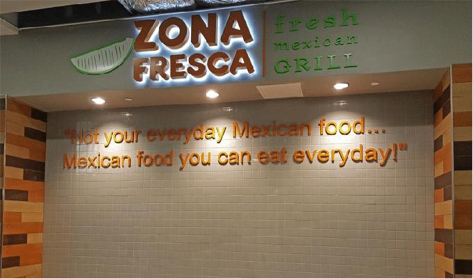 Zona Fresca Fort Lauderdale Airport