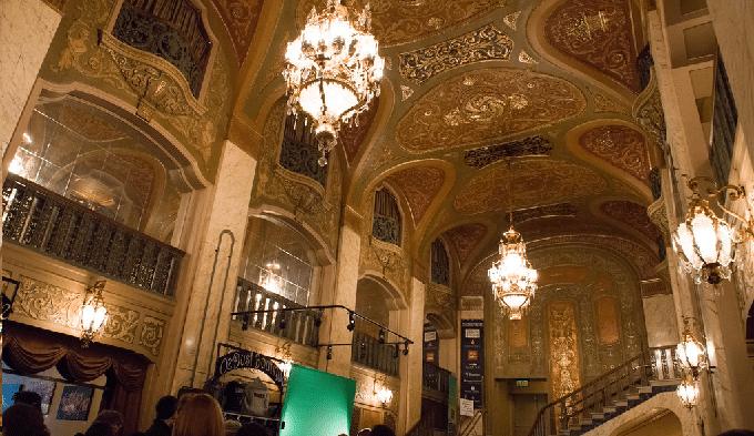 Restaurants Near Paramount Theater Seattle