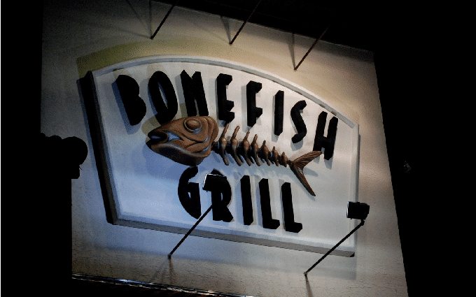 Bone fish Grill Columbus Ohio reviews
