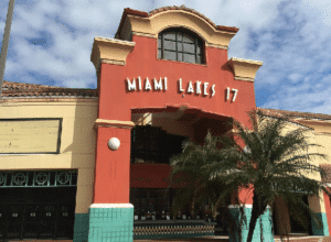 Cobb Theatres Miami Lakes 17, Florida