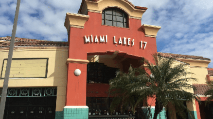 Cobb Theatres Miami Lakes 17, Florida
