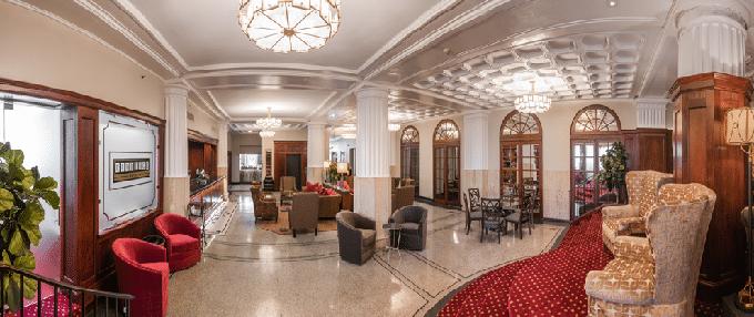 Eldridge Hotel Lawrence, Kansas