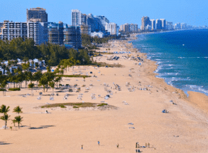 Nude Beaches in Fort Lauderdale, Florida