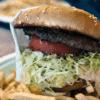 the Biggest burgers in california