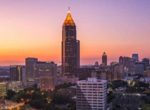 Things to do in Atlanta for couple at night