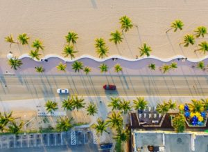 Hotels on Ocean Drive in Miami FL