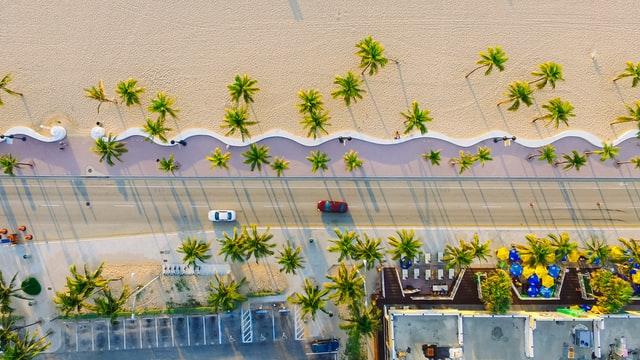 Hotels on Ocean Drive in Miami FL
