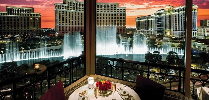 RomanticRestaurants in Las Vegas