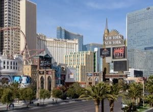 afternoon shows in las vegas